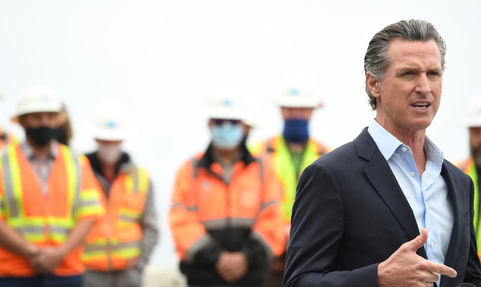Newsom proposes record-setting public spending with 'California Comeback Plan'