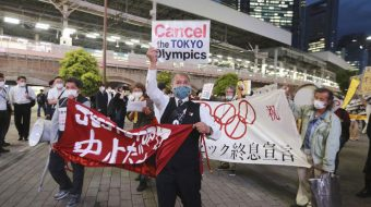 Olympic sized Covid problems for Japan ahead of the Summer Games