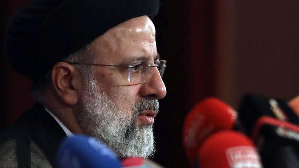 Communists call for united struggle after executioner Ebrahim Raisi takes Iranian presidency