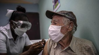 U.S. deprives Cuba of syringes it needs now