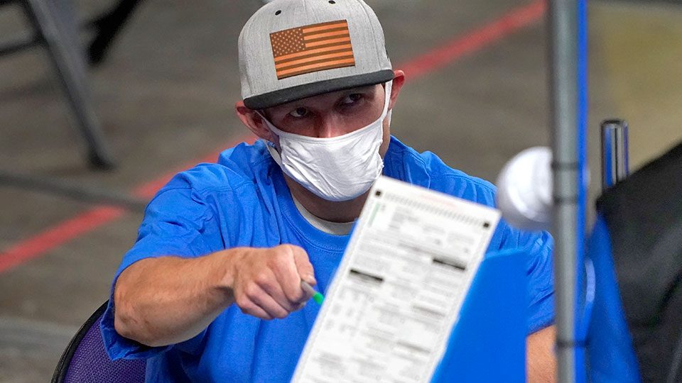 Michigan lawmakers make pilgrimage to Arizona for voter suppression tips