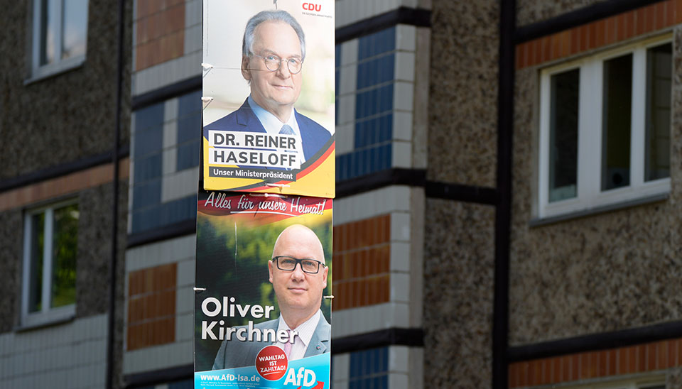 Local German election sees extreme right curbed but Left wanting more