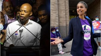 Adams takes tentative lead in NYC primary count; Wiley not out yet
