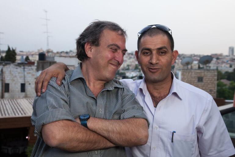 Irish writer Colum McCann's novel 'Apeirogon' addresses Israeli/Palestinian dilemma