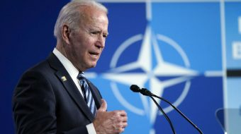 U.S. pushes NATO to target China, risking new Cold War