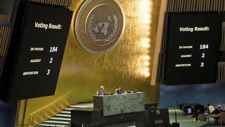 U.N. again denounces U.S. blockade of Cuba; Biden administration maintains Trump stance