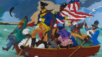 The Colescott Chronicles Part I: Breaking free of color blindness and abstract art