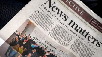 The beginning of the end for corporate journalism?