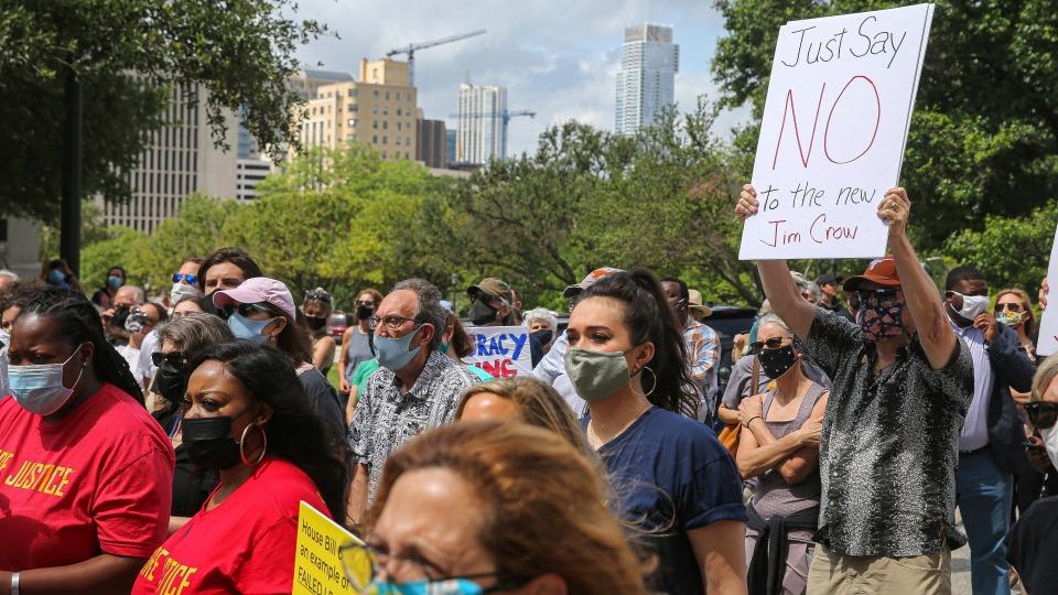 Progressives unleash state-level legislation tsunami to combat Republican assault on democracy