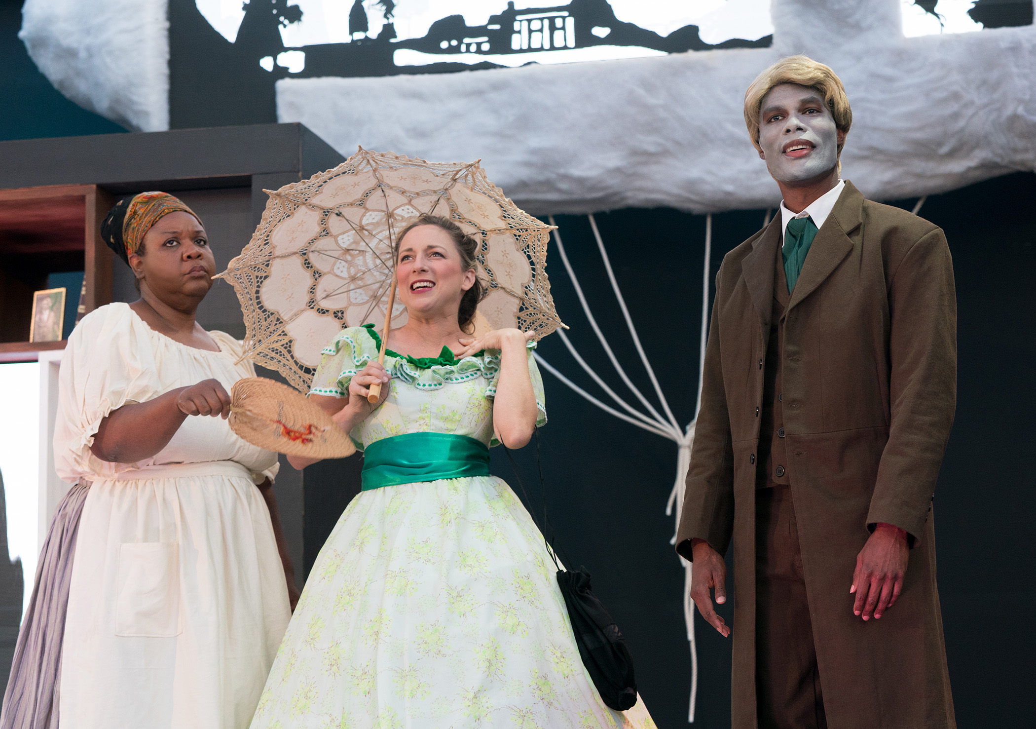 'An Octoroon': Intellectual rollercoaster ride of a play about race in America