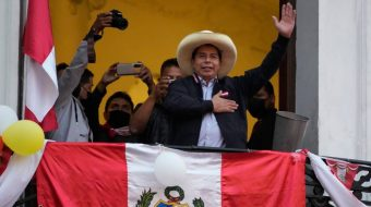 Socialist presidential candidate Pedro Castillo wins tight victory in Peru