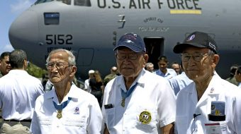 New 'Go for Broke' stamp honors Japanese American service members in WWII