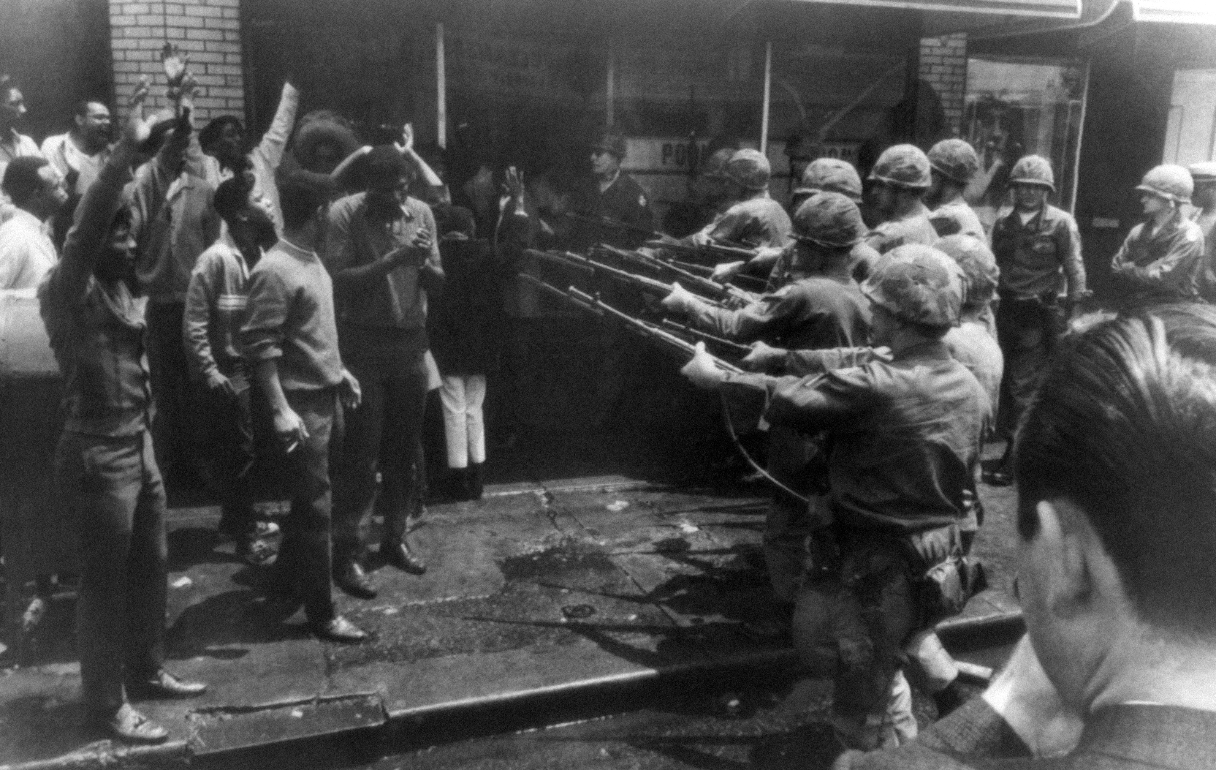 'America on Fire': A timely look at police violence and Black rebellion
