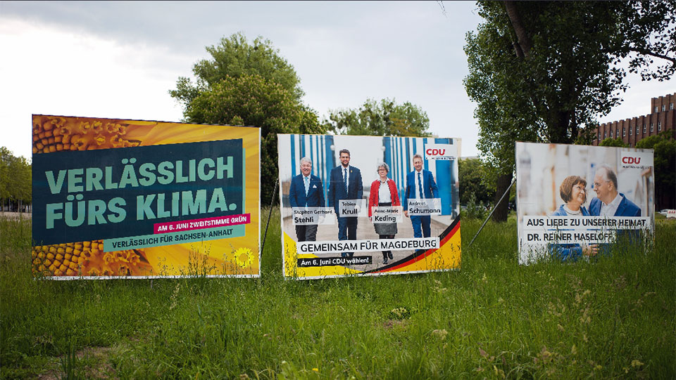 Germany: Greens worried about drop in popularity due to scandals