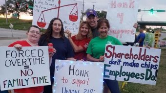 84-hour workweeks force Kansas Frito-Lay workers to strike