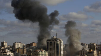Israel launches air strikes on Lebanon and Syria as part of U.S.-backed shadow war