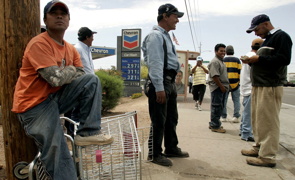 Exploited migrant workers demand Biden administration protection