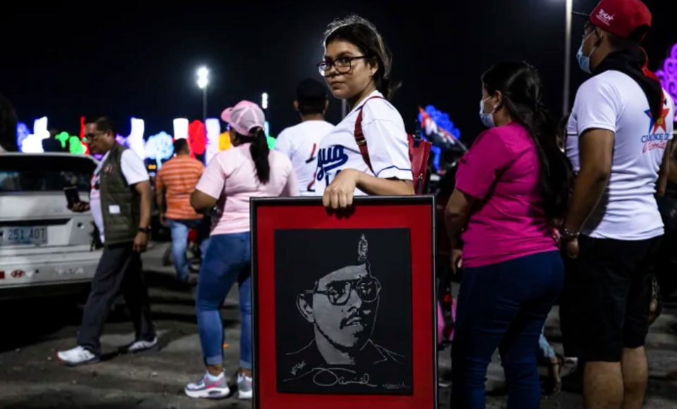 Nicaraguan ambassador: U.S. scheming to use election to defeat Socialist government