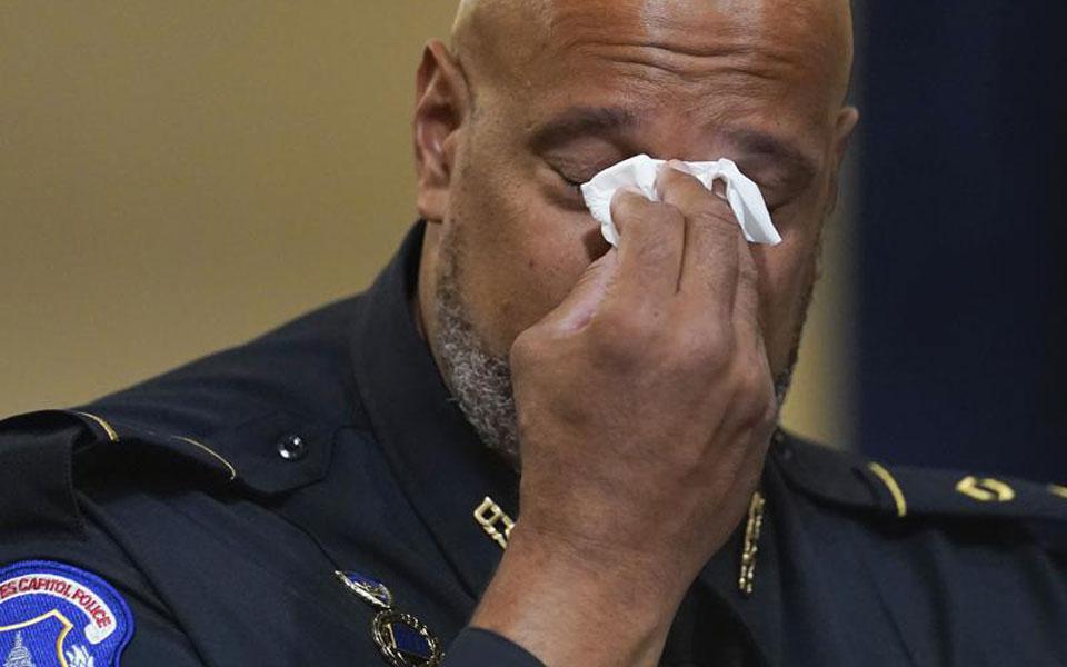 Jan. 6 hearing begins as police detail violence, injuries