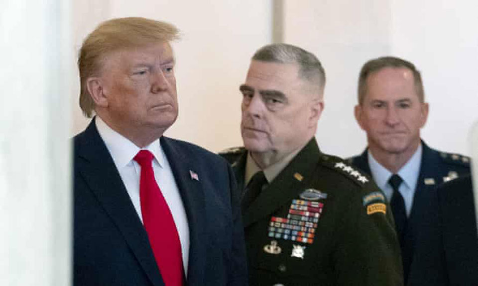 Top U.S. general tells us how close we came to the edge