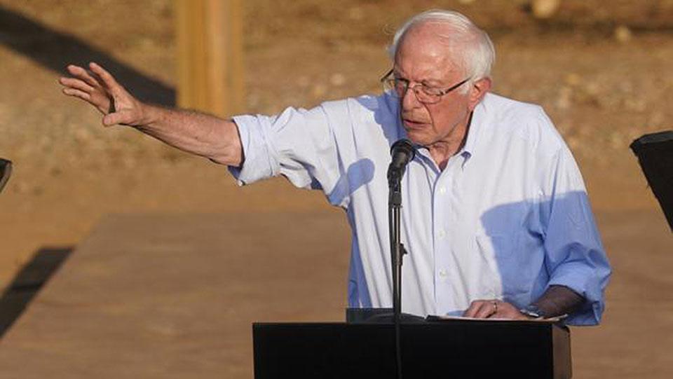 Sanders: Biden Medicare expansion a step toward Medicare For All