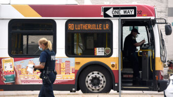Transit Union says Maryland bus driver's murder emphasizes need to protect workers