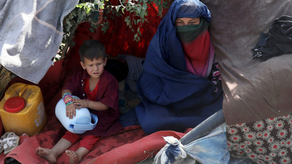 As U.S. empire falters, people of Afghanistan pay the price