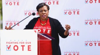 Voting rights equal worker rights: Unions fight for John Lewis Act, PRO Act
