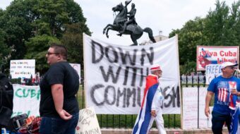 Engineered rebellion: Eyewitness report on the anti-government protests in Cuba