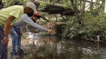An infamously dirty river is coming back to life thanks to community activism