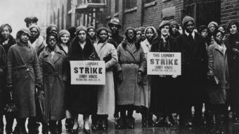 Black women laundry workers finally get their due as organizers and leaders