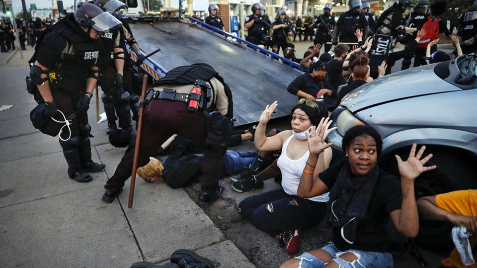 Prosecutors targeted Black Lives Matter protesters in hopes of disrupting the movement