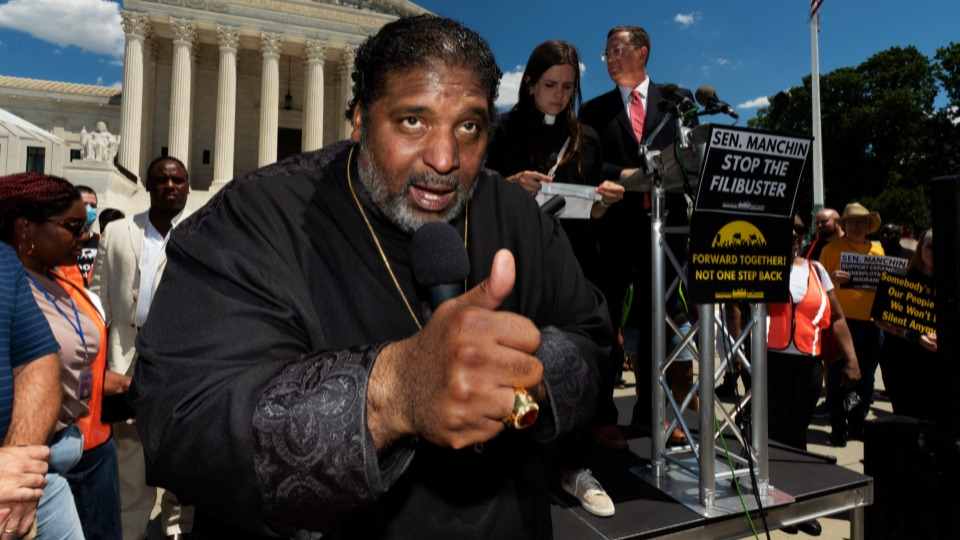 Poor People's Campaign, West Virginians turn up pressure on Manchin