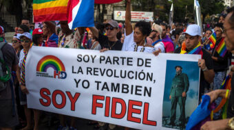 Draft family code brings Cuba closer to same-sex marriage equality