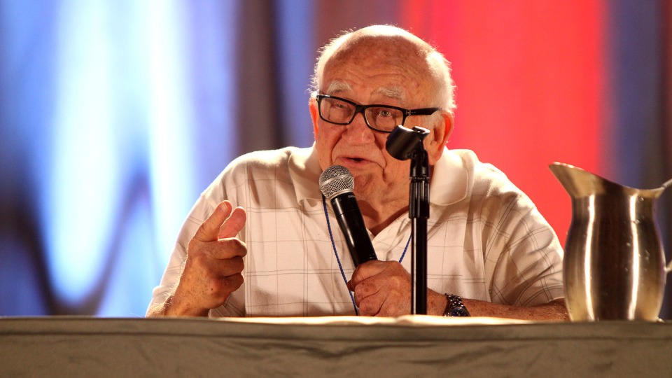 Healing old wounds on the left: My brief interaction with Ed Asner