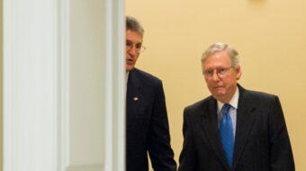 Congressional crunch time: GOP threatens government shutdown, Manchin blocks progressive agenda