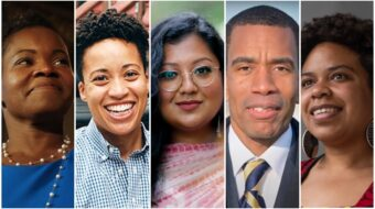Blacker, browner, and bluer: New York State municipal elections