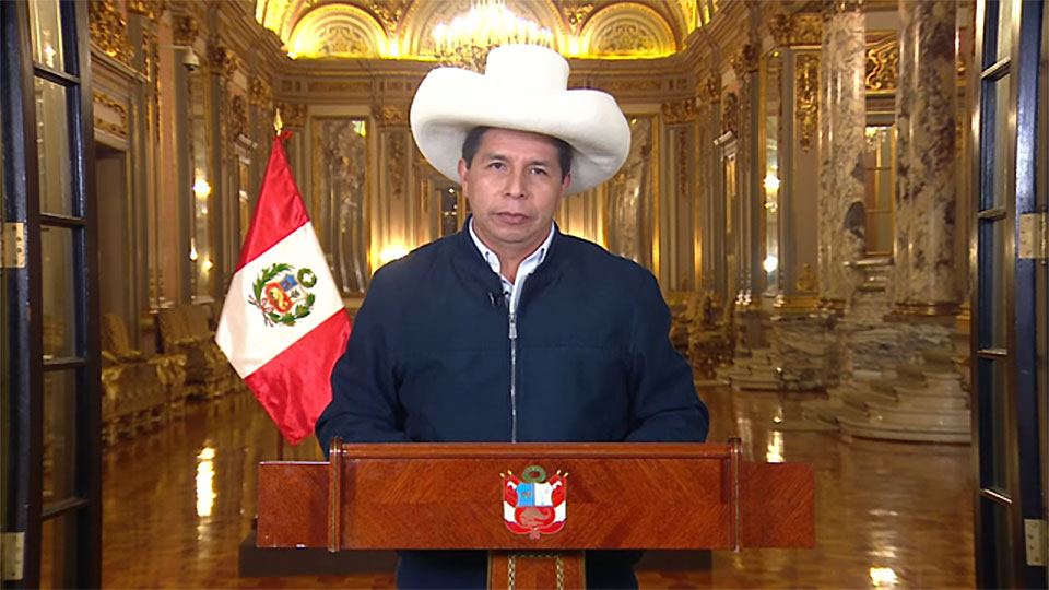 Rocky road ahead for new left-leaning Peruvian government
