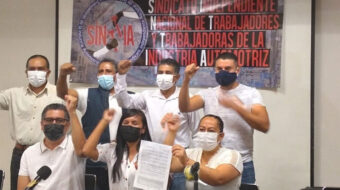 Independent union next for workers at General Motors' Silao plant