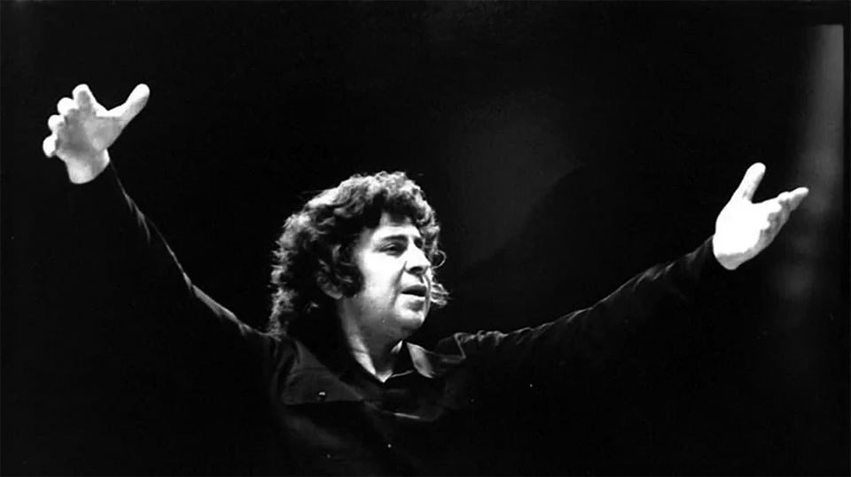 Greek composer Mikis Theodorakis: A life of music and resistance