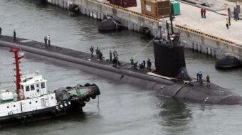 U.S. and U.K.'s nuclear submarine pact with Australia targets China