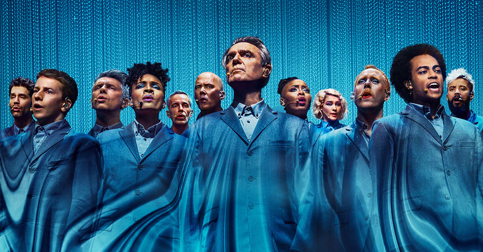 David Byrne's 'America's Utopia' encourages global concern for our fellow human beings