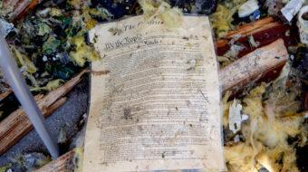 The U.S. Constitution, R.I.P.—almost