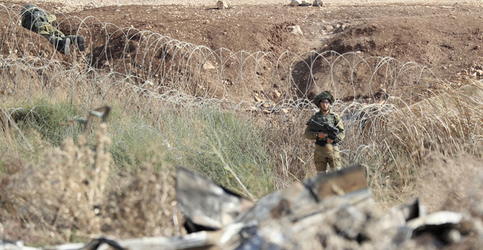 Israel bombs Gaza for third consecutive day as punishment for Palestinian jailbreak