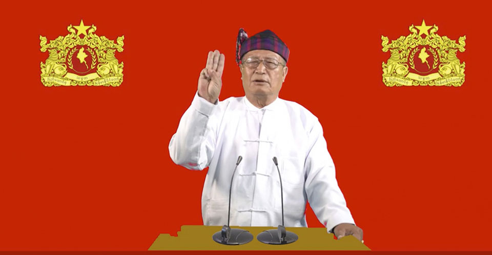 Myanmar opposition calls for attacks on military in people's war against the coup regime