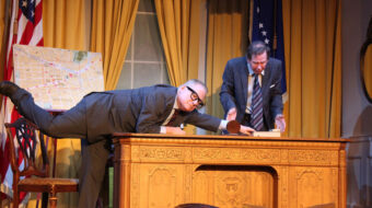 'Our Man in Santiago': A comedy about the overthrow of Salvador Allende?