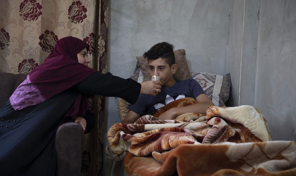 Palestinian teen describes brutal attack by Israeli settlers