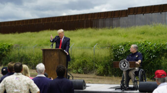 Texas raised $54 million for border wall—almost all from one billionaire