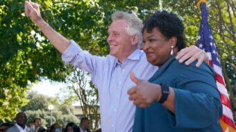 Virginia labor: Turnout key to preventing a right-wing gubernatorial victory