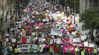 Reports from across the country: Women's March 2021